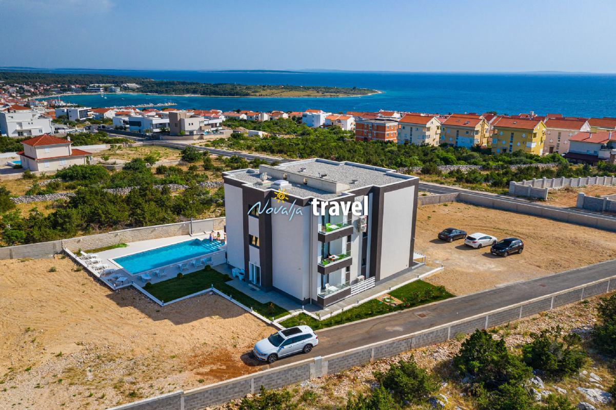 Villa Tina with pool