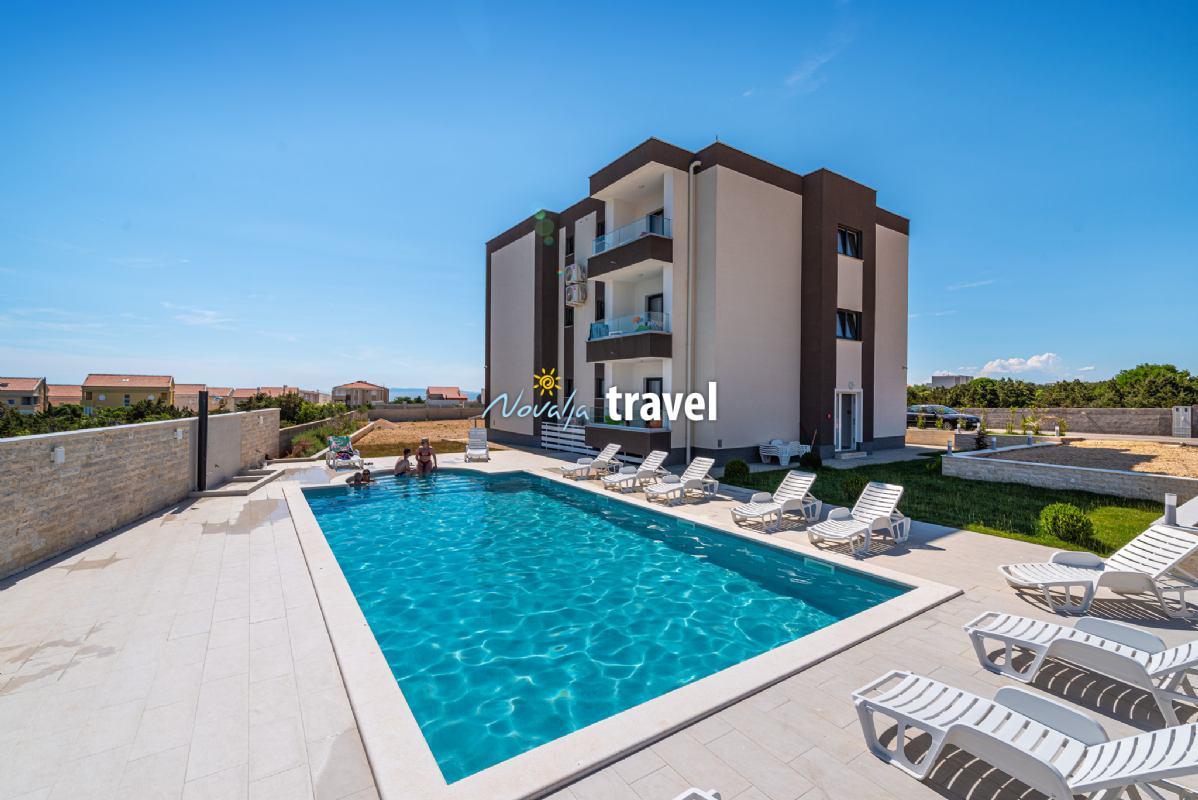 Villa Tina con piscina