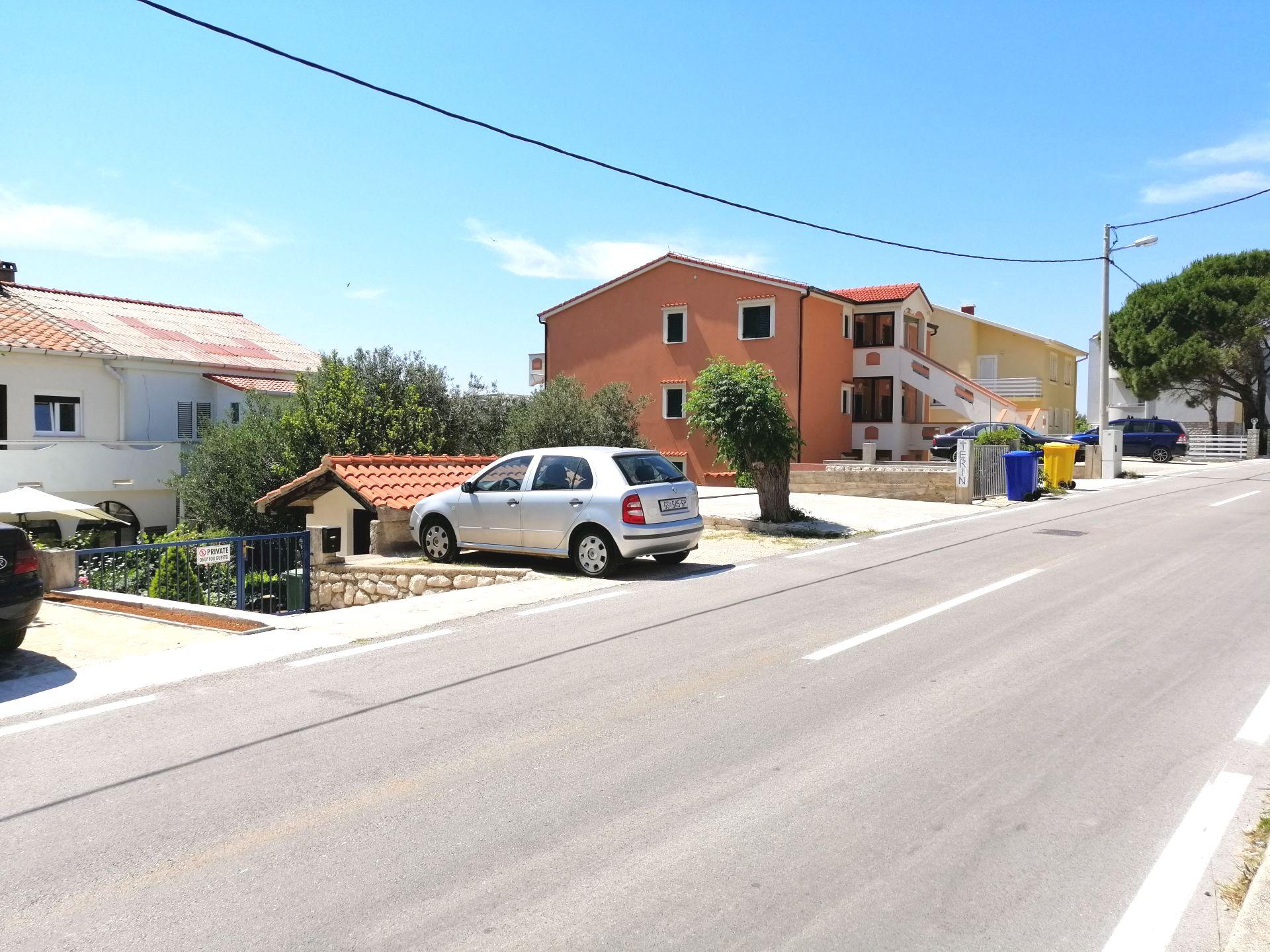 Kuća Nives direktno na moru